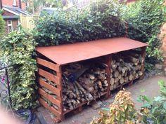 Pallet Wood store
