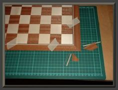 Chess Board Plans