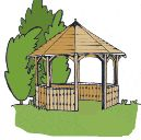 Over 25 free gazebo plans with photos for 8 sided gazebo plans