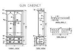Gun cabinets plans best cabinets 2017 creek 8 gun cabinet malvernweather Gallery
