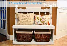 From Headboard To Bench
