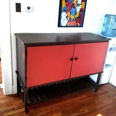 ree DIY Furniture Plans to Build a Crate and Barrel Inspired Cucina Console