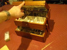Build an awesome jewelry box