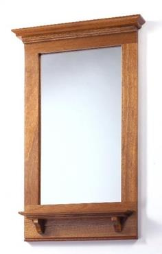 Build a Traditional Mirror Frame