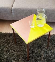 Simple bedside table tutorial