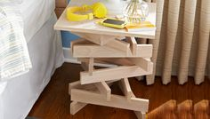 Stack-It-Up bedside Table
