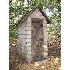 Modern Outhouse
