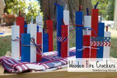Last minute Fourth of July crafts