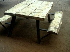 How to Make a Picnic Table Part 2 of 3