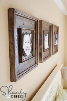DIY Wall Art ~ $15 Frames