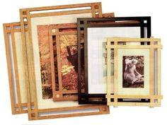 Build a Mission-Style Picture Frame