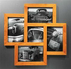Five-Photo Frame