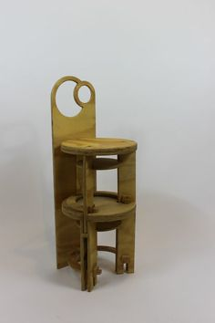 Duo Chair Plant Stand