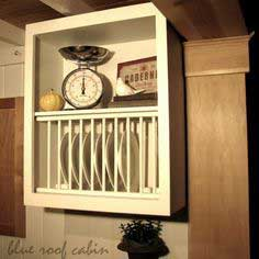 CABINET PLATE RACK tutorial