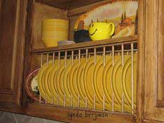 HOW TO BUILD & INSTALL A PLATE RACK FOR A CABINET -TUTORIAL