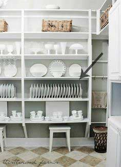 Simple Plate Display Rack tutorial