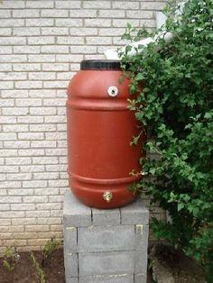 Make a $25 DIY Rain Barrel