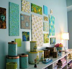 Fabric Panels: How To