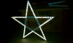 Giant Christmas Star