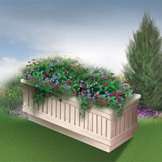 Flower boxes tutorial