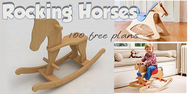 Diy Rocking Horse Plans Diy Campbellandkellarteam