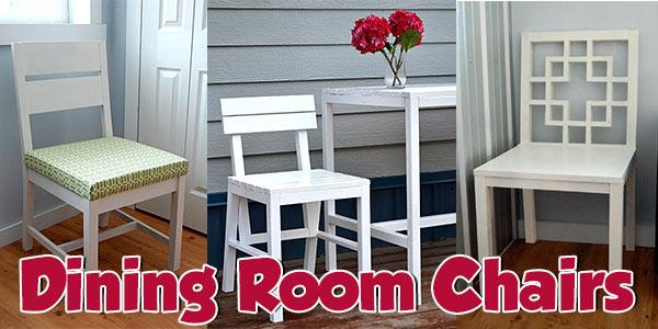 Dining Room Chairs at PlansPin.com