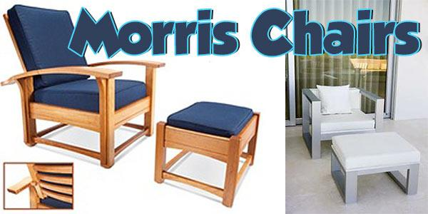Morris Chairs at PlansPin.com
